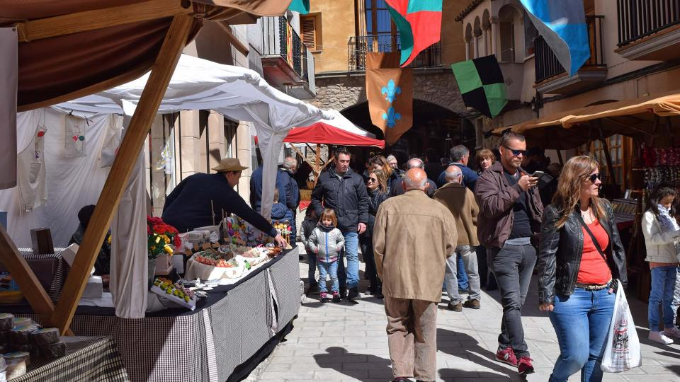 30.03.2018 Plaça del Pati  Torà -  Ramon Sunyer