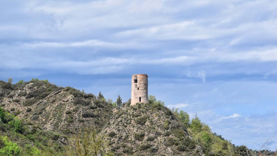29.04.2018 Torre de'n Balet  Castellfollit de Riubregós -  Ramon Sunyer