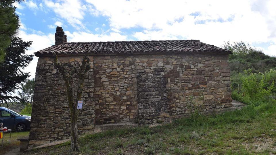 29.04.2018 Ermita de Marçà  Castellfollit de Riubregós -  Ramon Sunyer