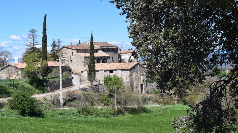 02.04.2017 Cal Millàs  Castellfollit de Riubregós -  Ramon Sunyer