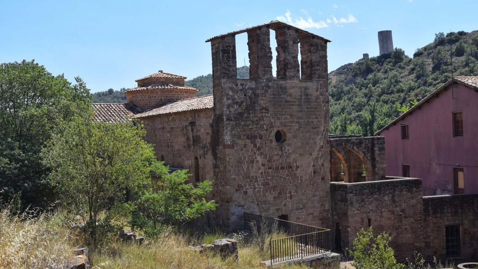 05.08.2017 Santa Maria del Priorat  Castellfollit de Riubregós -  Ramon Sunyer