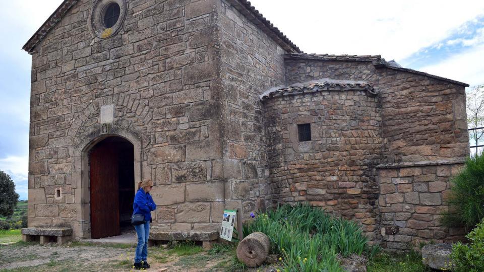 30.04.2018 Ermitage Sant Pol  12 - Auteur Ramon Sunyer