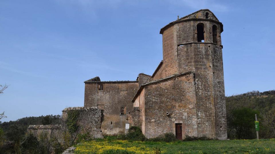 22.04.2018 Església de sant Martí  Llanera -  Ramon Sunyer