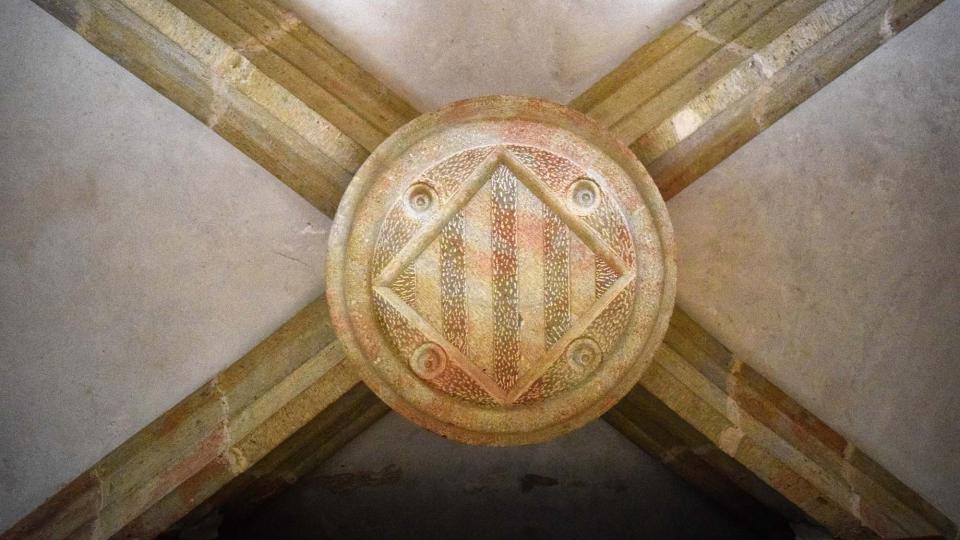 22.04.2018 botó rematant els creuers dels arcs  Llanera -  Ramon Sunyer