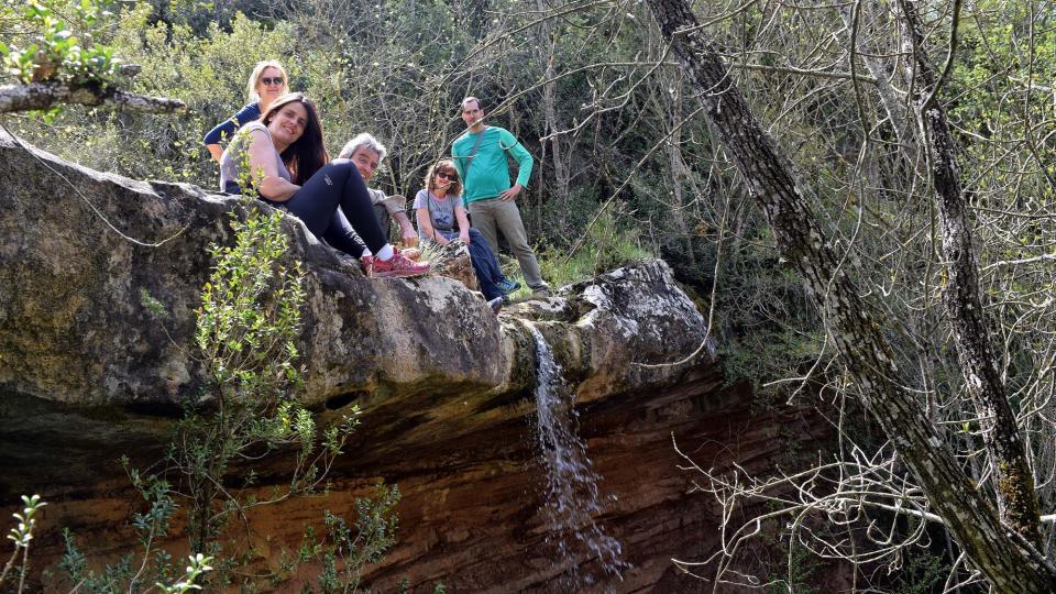 22.04.2018 Gaudint el paisatge  Llanera -  Ramon Sunyer