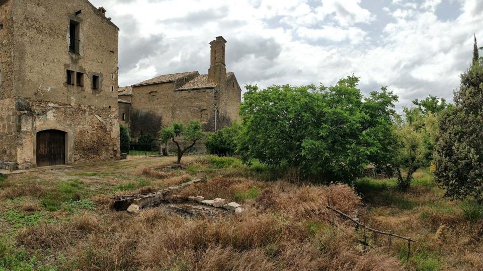 10.06.2018 convent de sant  antoni  Torà -  Ramon Sunyer