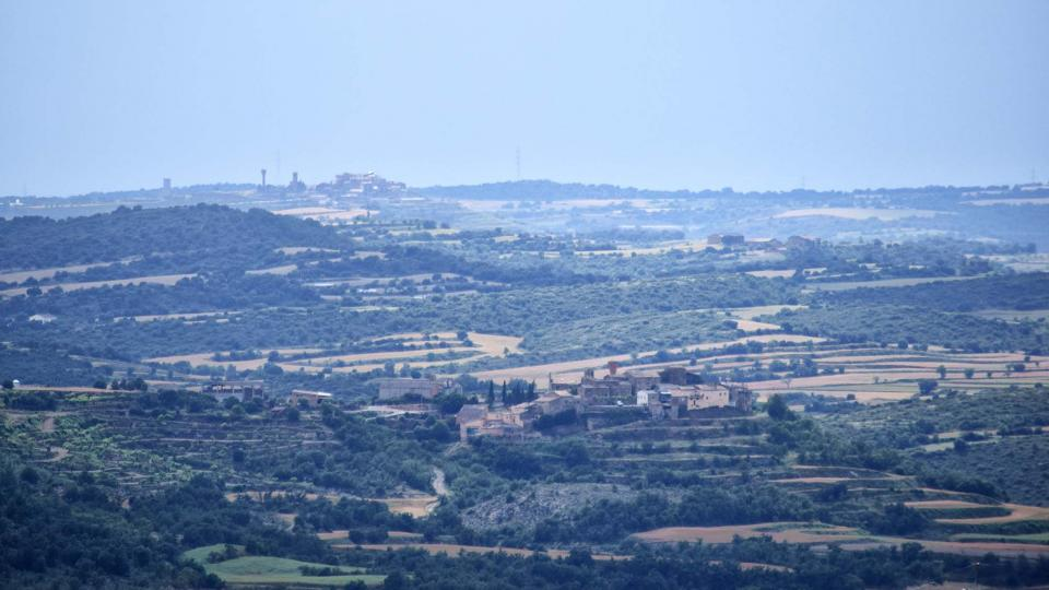 10.06.2018 Vista de Talteüll i Palou  L'Aguda -  Ramon Sunyer