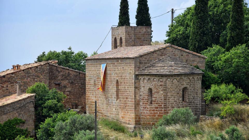 10.06.2018 Església de Santa Maria  L'Aguda -  Ramon Sunyer