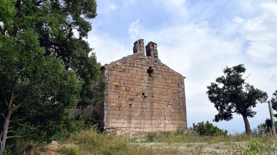 10.06.2018 Sant Salvador del Coll  L'Aguda -  Ramon Sunyer