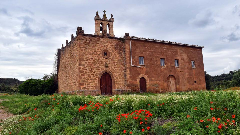 Church of  Sant Jaume (nova) - Author Ramon Sunyer (2018)