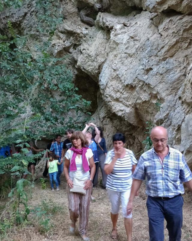 07.07.2018 Passejant pel Llobregós  Sanaüja -  Ramon Sunyer