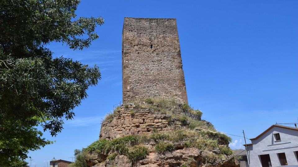 Tower of  Ardèvol - Author Ramon Sunyer (2018)