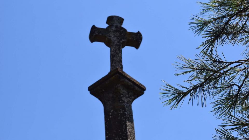 08.07.2018 Creu de les festes constantinianes de 1913  Ardèvol -  Ramon Sunyer