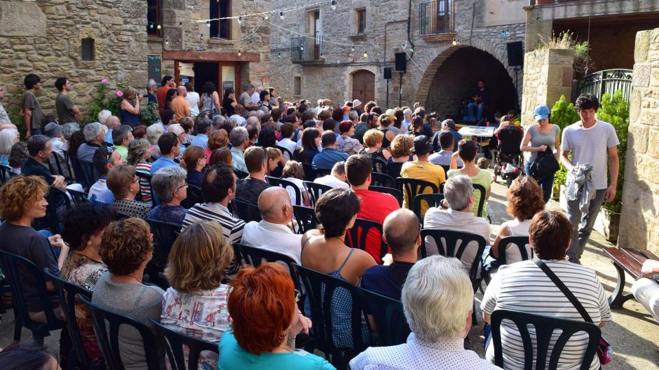 22.07.2018   Prades de la Molsosa -  Ramon Sunyer
