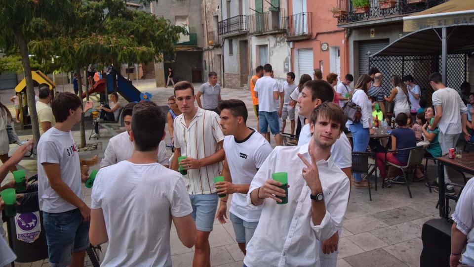 30.08.2018 Correbars  Torà -  Ramon Sunyer