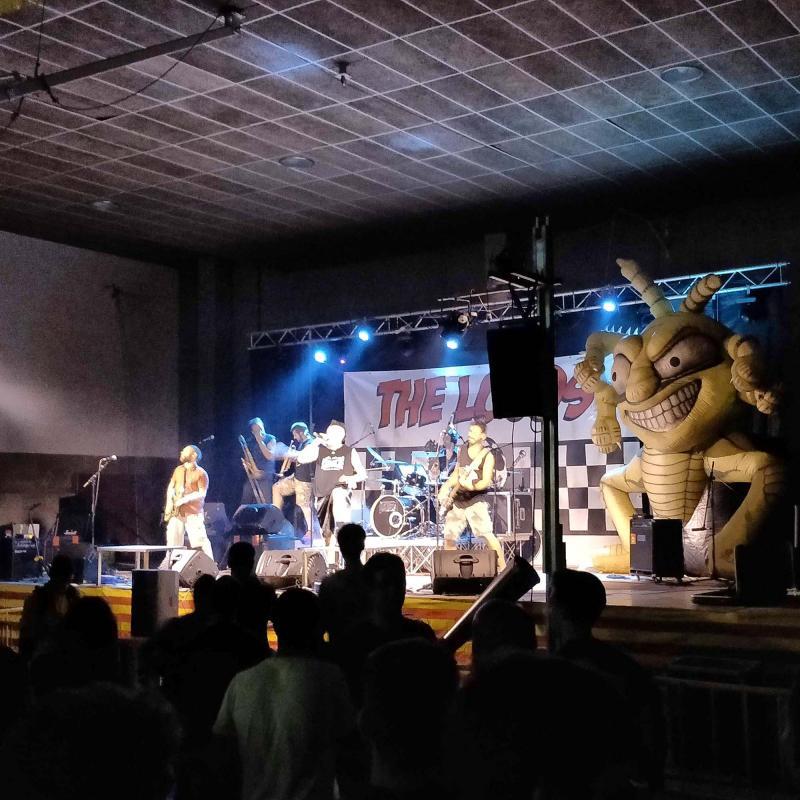 31.08.2018 Nit Jove The Locos  Torà -  Ramon Sunyer