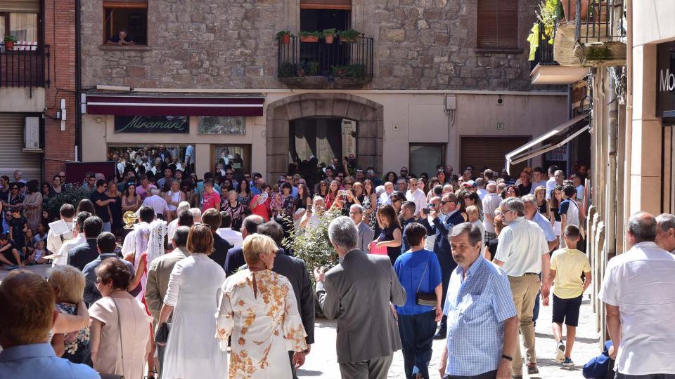01.09.2018 Festa de les priores i priors de Sant Gil  Torà -  Ramon Sunyer