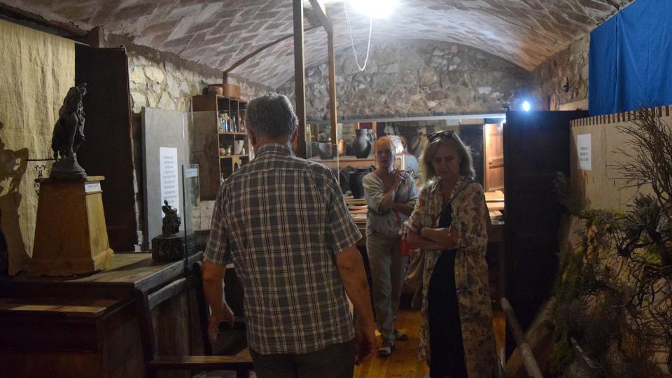 01.09.2018 Casa Molí de la Font  Torà -  Ramon Sunyer