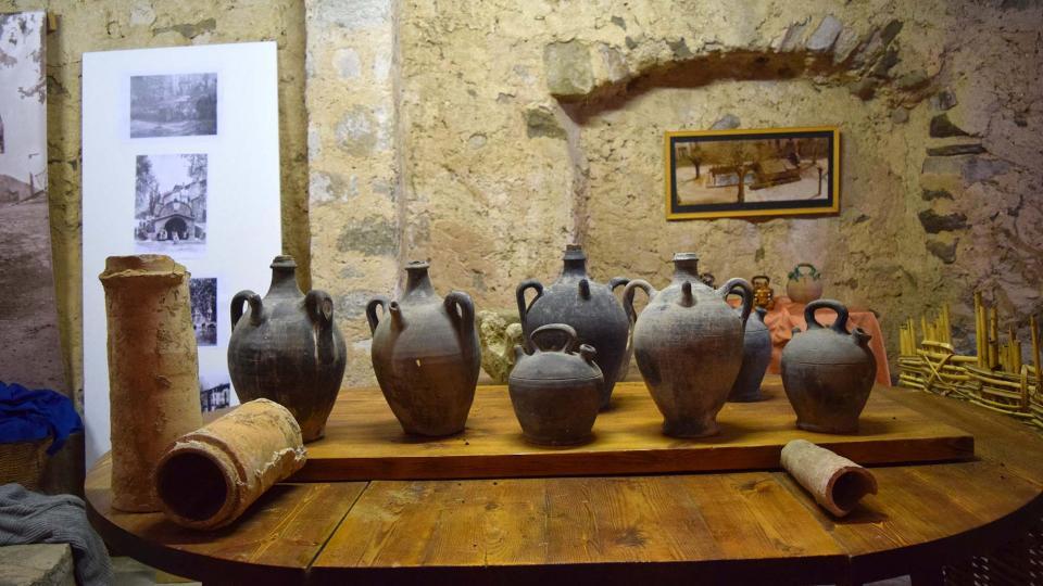 Museo de  Casa Molí de la Font - Autor Ramon Sunyer (2018)