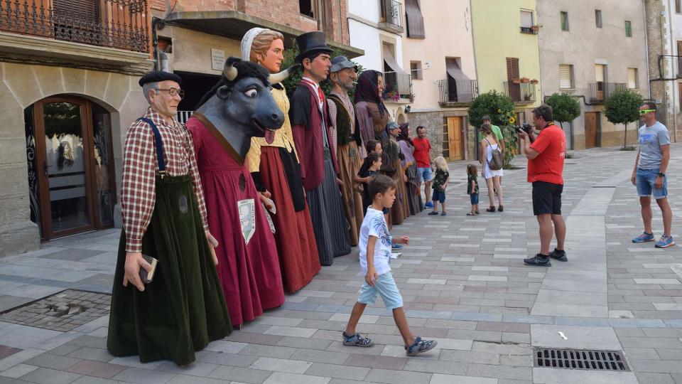 01.09.2018 5a Trobada de Gegants  Torà -  Ramon Sunyer