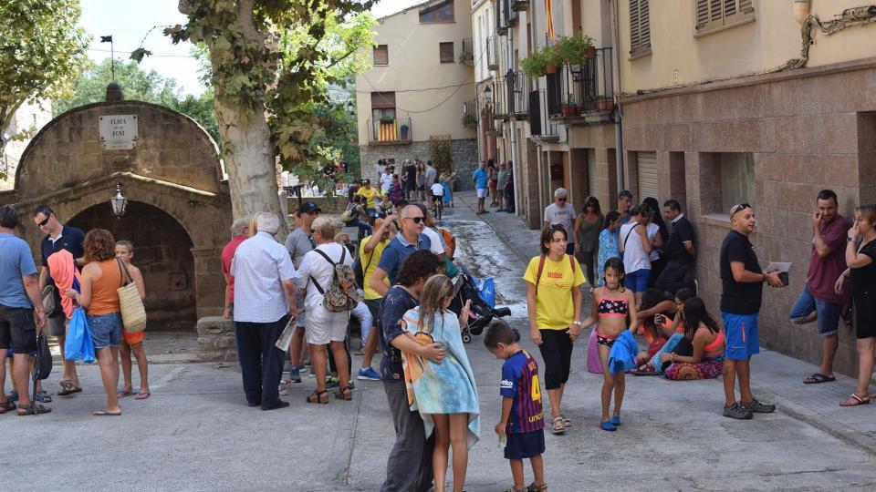 02.09.2018 Festa de l'escuma  Torà -  Ramon Sunyer