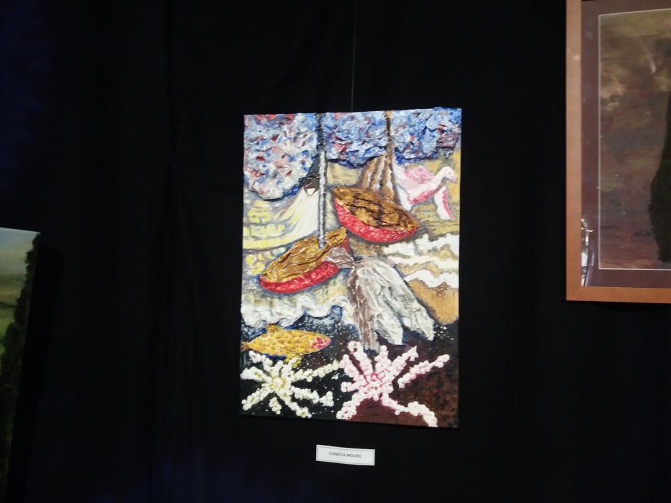 02.09.2018 Una marina colaix  Torà -  Conxita molins