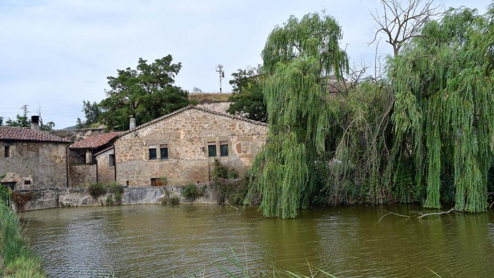 09.08.2018 Molí de la Torre  Ribelles -  Ramon Sunyer