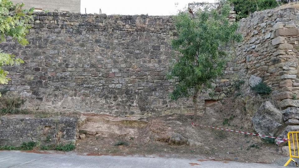 01.10.2018 Muralla  Torà -  Ramon Sunyer