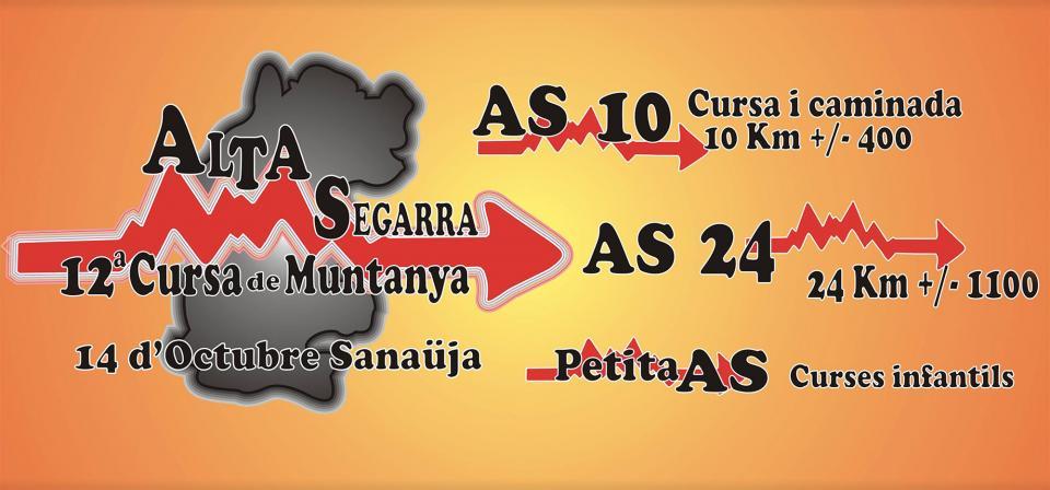 XII Cursa de muntanya Alta Segarra
