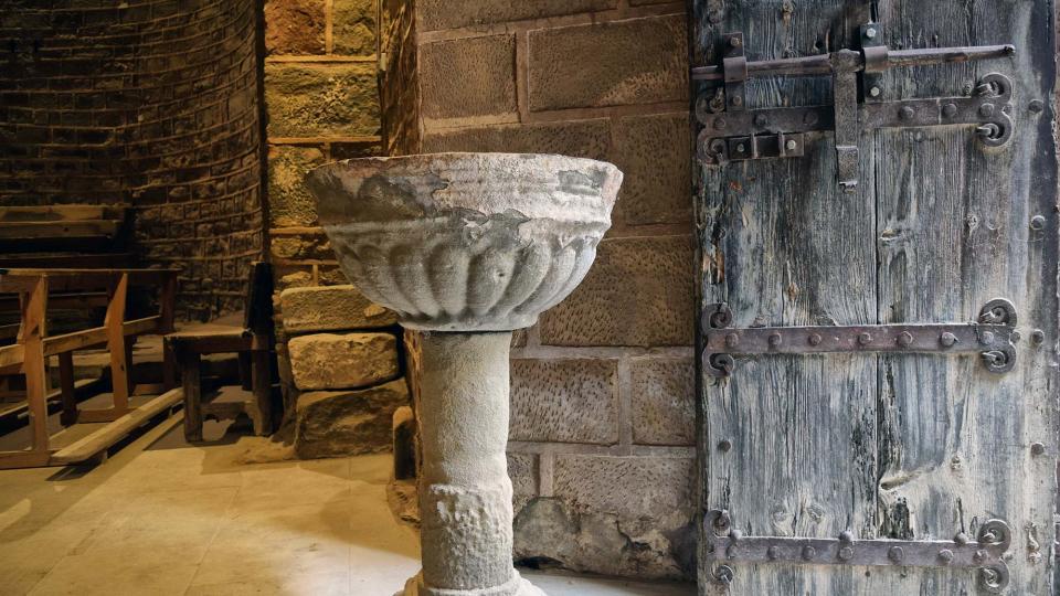 Monestir de  Sant Celdoni i Sant Ermenter - Autor Ramon Sunyer (2018)
