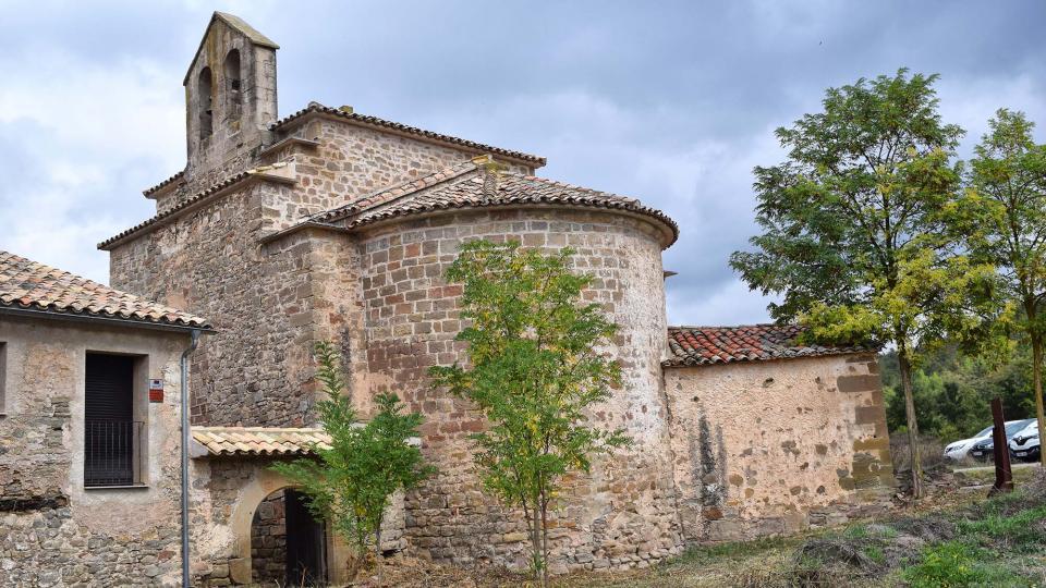 13.10.2018 monestir  Cellers -  Ramon Sunyer