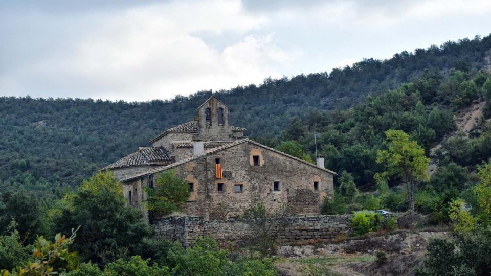 Monastery of  Sant Celdoni i Sant Ermenter - Author Ramon Sunyer (2018)