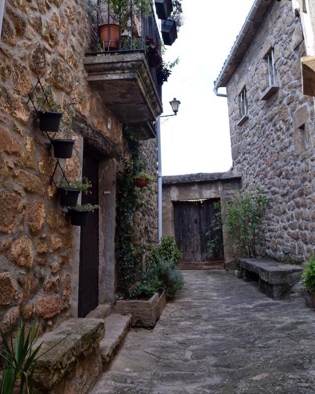 Vila vella Claret - Autor Ramon Sunyer (2018)