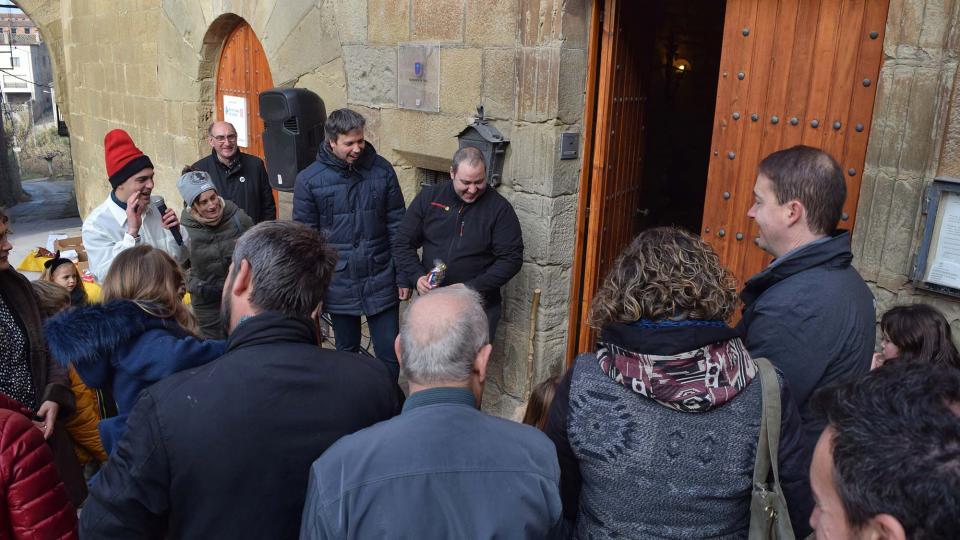 26.12.2018 Cagatió  Torà -  Ramon Sunyer