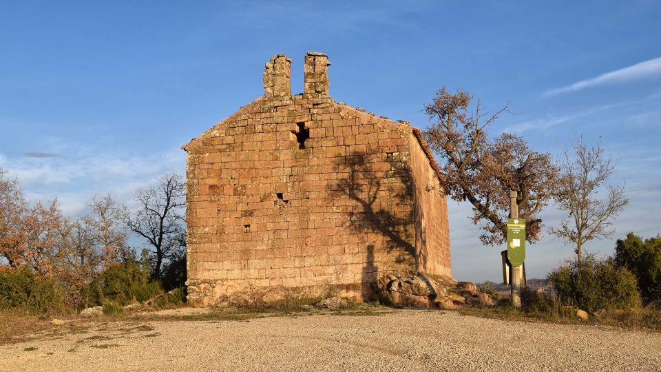 13.01.2019 Sant Salvador del Coll  L'Aguda -  Ramon Sunyer