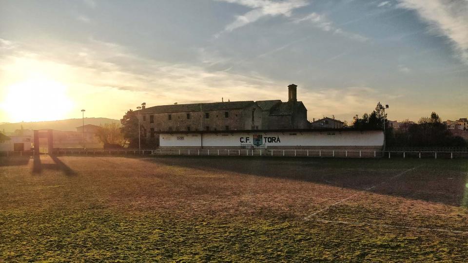 08.12.2018 Camp de futbol  Torà -  Ramon Sunyer