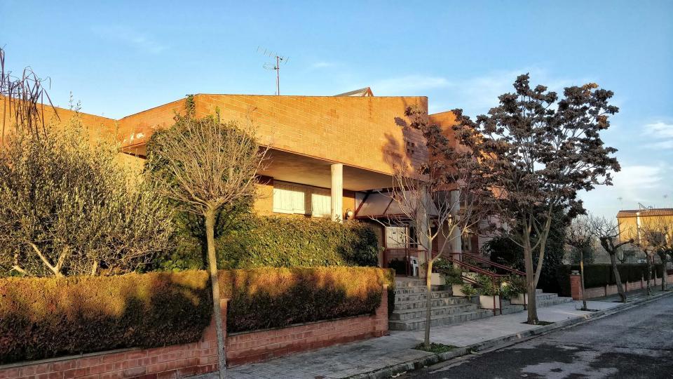 08.12.2018 residència gent gran  Torà -  Ramon Sunyer
