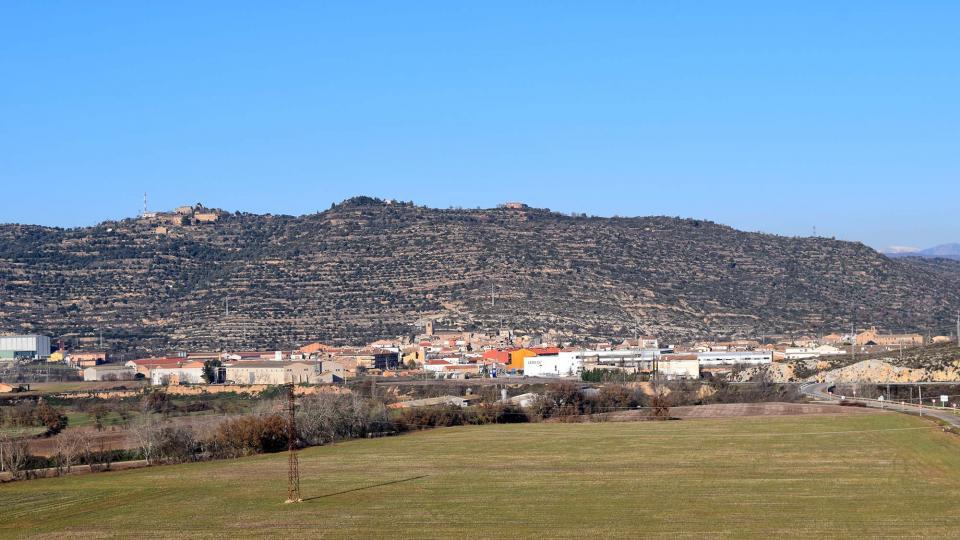 01.01.2019 vista sud  Torà -  Ramon Sunyer