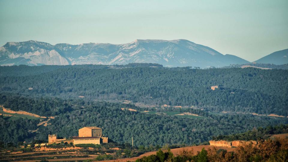 01.01.2019 Mas Miralles  Sant Serni -  Ramon Sunyer