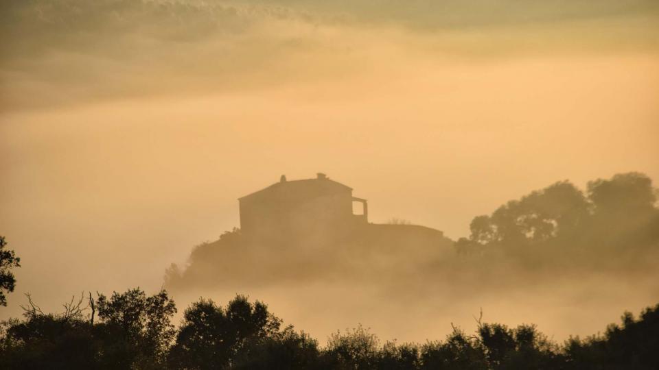 04.01.2019 Mas Canvila  Sant Serni -  Ramon Sunyer