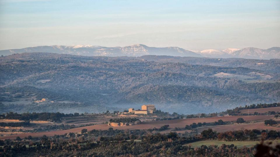 04.01.2019 Mas Miralles  Sant Serni -  Ramon Sunyer