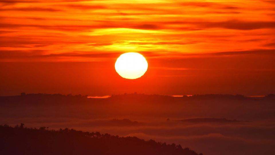 04.01.2019 Posta de Sol  Sant Serni -  Ramon Sunyer