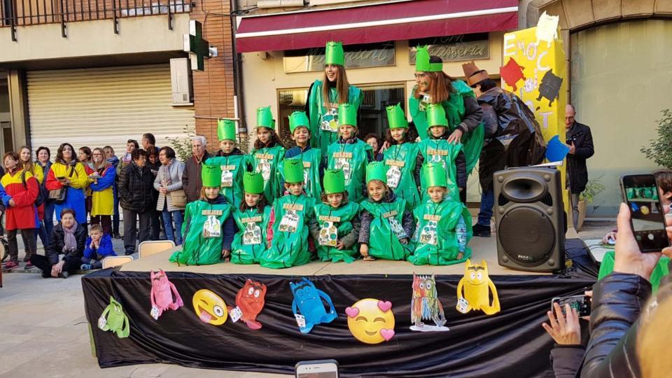 22.02.2019 Rua Infantil del CEIP Sant Gil  Torà -  Jan_Closa