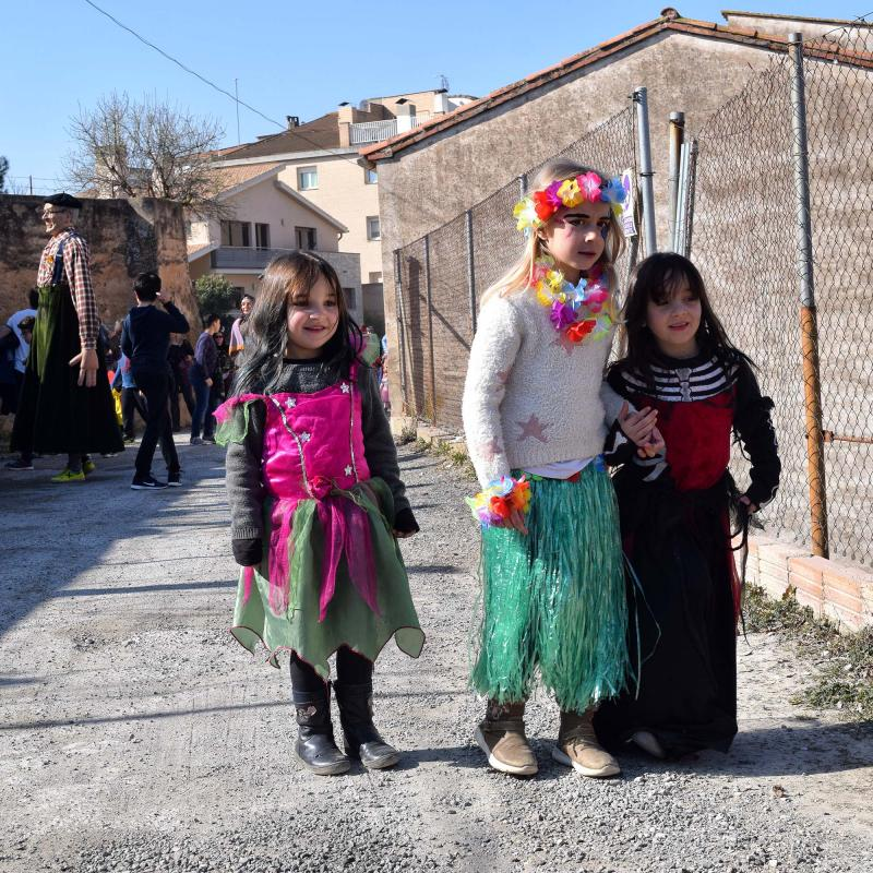 23.02.2019 Rua infantil  Torà -  Ramon Sunyer