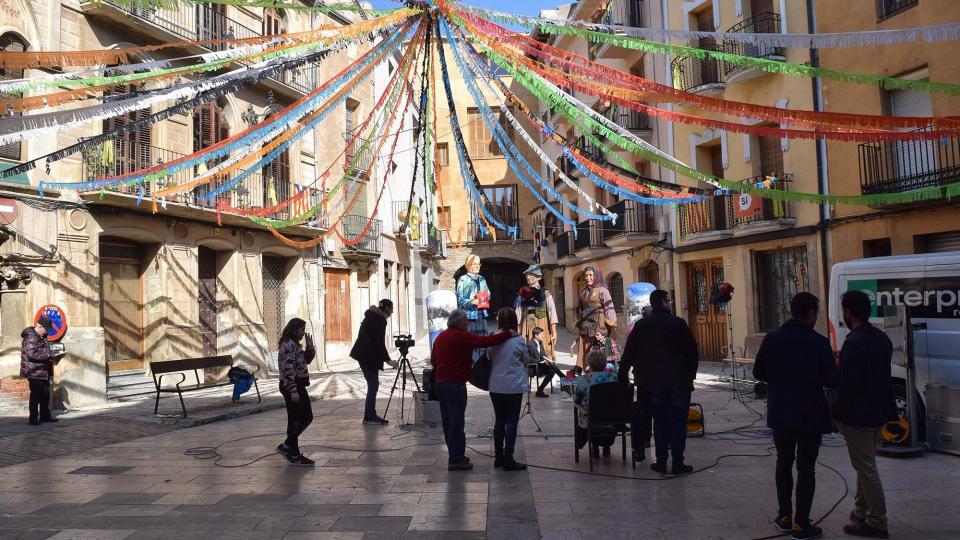 23.02.2019 Gravació programa Lleida TV  Torà -  Ramon Sunyer