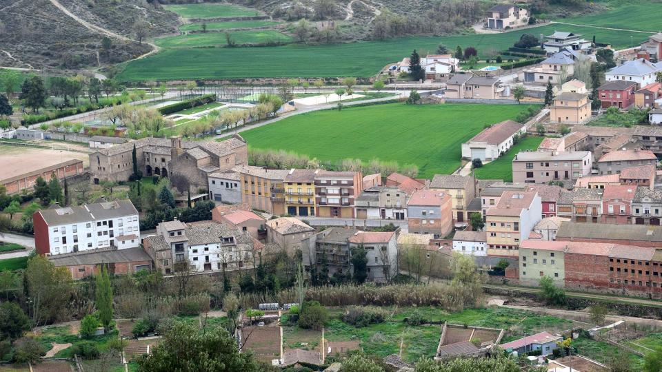 22.04.2019 Vista de Torà des de l'Aguda  Torà -  Ramon Sunyer
