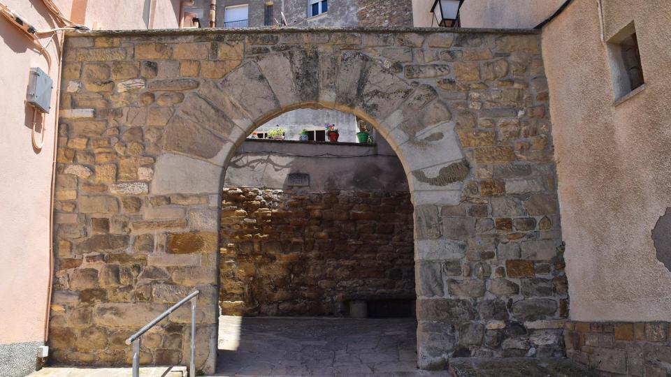 16.06.2019 Portal de cal Millàs  Ivorra -  Ramon Sunyer