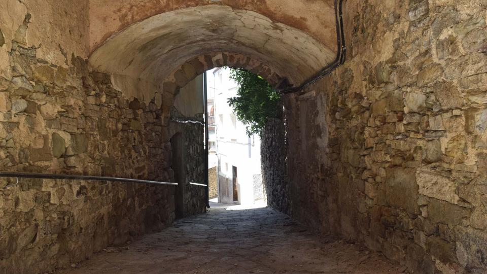 old Town  Portals i carrers - Author Ramon Sunyer (2019)
