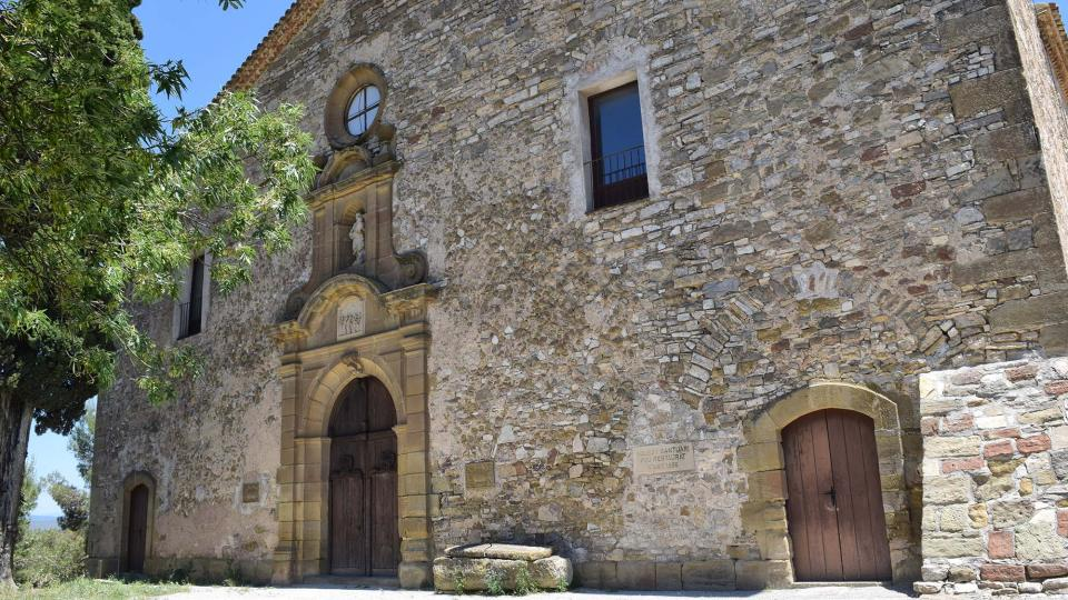 Church of Santuari de Santa Maria - Author Ramon Sunyer (2019)