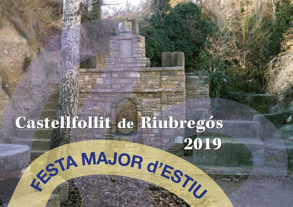 Festa major d'estiu de Castellfollit de Riubregós 2019